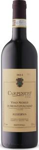 Carpineto Vino Riserva Nobile Di Montepulciano 2015, Docg Bottle