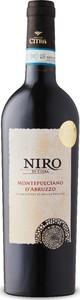 Niro Montepulciano D'abruzzo 2016, Doc Bottle