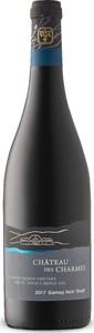 Château Des Charmes St. David's Bench Vineyard Gamay Noir Droit 2017, VQA St. David's Bench, Niagara On The Lake Bottle