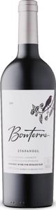 Bonterra Mendocino County Zinfandel 2017 Bottle