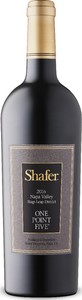 Shafer One Point Five Cabernet Sauvignon 2016, Stags Leap District, Napa Valley Bottle