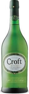 Croft Original Fine Pale Cream Sherry, Do, Spain Bottle