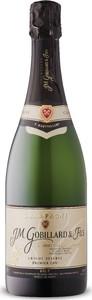 Jm Gobillard & Fils Brut Grande Réserve 1er Cru Champagne, Ac, France Bottle