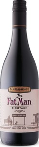 The Fat Man Pinotage 2018, Wo Western Cape Bottle