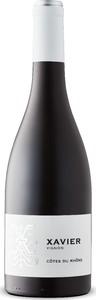 Xavier Vignon Côtes Du Rhône 2018, Ap Rhône Bottle