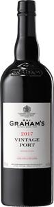 Graham's Vintage Port 2017 Bottle