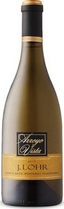J. Lohr Arroyo Vista Chardonnay 2018, Arroyo Seco, Monterey County Bottle