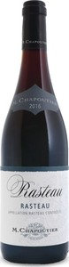 M. Chapoutier Rasteau 2016 Bottle