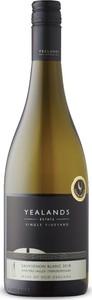 Yealands Estate Single Vineyard Sauvignon Blanc 2018, Seaview Vineyard, Awatere Valley, Marlborough Bottle