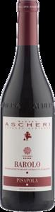 Ascheri Pisapola Barolo 2016, Docg Bottle