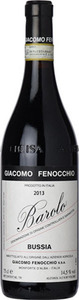 Giacomo Fenocchio Bussia Barolo 2016, Docg Bottle
