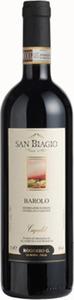 San Biagio Barolo Capalot 2016 Bottle