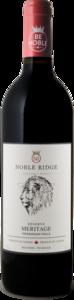 Noble Ridge Reserve Meritage 2016, Okanagan Falls Bottle