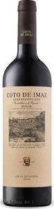 El Coto De Imaz Gran Reserva 2012, Doca Rioja Bottle