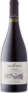 Casablanca Nimbus Pinot Noir 2016, Certified Carbon Neutral, Single Vineyard, Casablanca Valley Bottle