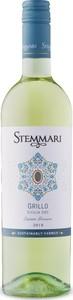 Stemmari Grillo 2018, Sustainably Farmed, Doc Sicilia Bottle