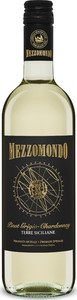 Mezzomondo Pinot Grigio Chardonnay 2018 Bottle