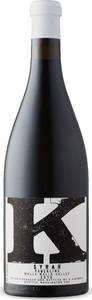 K Powerline Syrah 2016, Walla Walla Valley Bottle