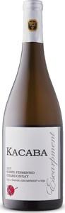Kacaba Barrel Fermented Chardonnay 2017, VQA Niagara Escarpment Bottle
