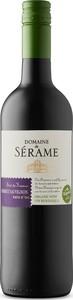Domaine De Sérame Cabernet Sauvignon 2018, Pays D'oc Bottle