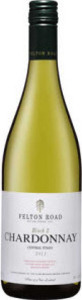 Felton Road Block 2 Chardonnay 2017 Bottle