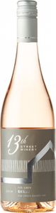 13th Street Gamay Vin Gris Whitty Vineyard 2019, VQA Creek Shores Bottle