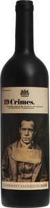 19 Crimes Cabernet Sauvignon 2018, Limestone Coast Bottle