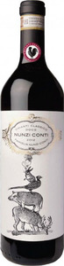 Famiglia Nunzi Conti Chianti Classico Docg 2018 Bottle