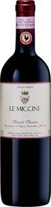 Le Miccine Chianti Classico Docg 2018 Bottle