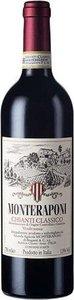 Monteraponi Chianti Classico Docg 2018 Bottle
