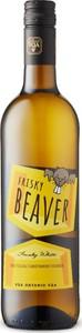 Frisky Beaver Frisky White 2018, VQA Ontario Bottle