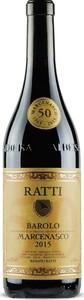 Renato Ratti Barolo Docg Marcenasco 2016 Bottle