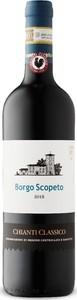 Borgo Scopeto Chianti Classico Docg 2017 Bottle