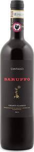 Cantalici Chianti Classico Docg Baruffo 2017 Bottle