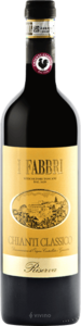 I Fabbri Chianti Classico Riserva Docg I Fabbri 2015 Bottle