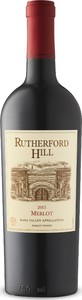 Rutherford Hill Merlot 2015, Napa Valley Bottle