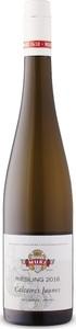 Muré Calcaires Jaunes Riesling 2016, Ac Alsace Bottle