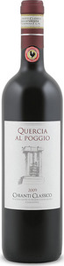 Quercia Al Poggio Chianti Classico Docg 2017 Bottle