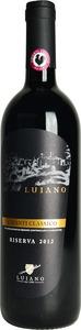 Luiano Chianti Classico Riserva Docg 2017 Bottle