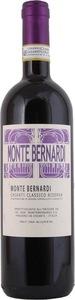 Monte Bernardi Chianti Classico Riserva Docg 2017 Bottle