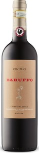 Cantalici Chianti Classico Riserva Docg Baruffo 2016 Bottle
