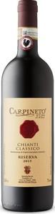 Carpineto Chianti Classico Riserva Docg 2016 Bottle