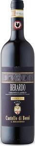 Castello Di Bossi Berardo Chianti Classico Riserva Docg 2016 Bottle