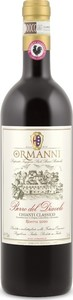 Ormanni Chianti Classico Riserva Docg Borro Del Diavolo 2016 Bottle