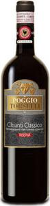 Poggio Torselli Chianti Classico Riserva Docg 2016 Bottle