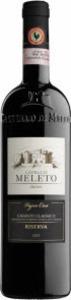 Castello Di Meleto Chianti Classico Riserva Docg Vigna Casi 2014 Bottle