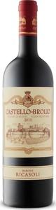Barone Ricasoli Castello Di Brolio Gran Selezione Chianti Classico 2015, Docg Bottle