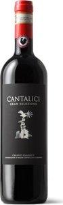 Cantalici Chianti Classico Gran Selezione Docg 2015 Bottle