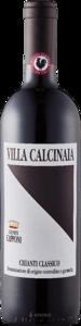 Conti Capponi/Villa Calcinaia Chianti Classico Docg 2017 Bottle