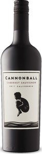 Cannonball Cabernet Sauvignon 2017, California Bottle